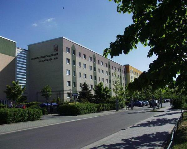 Foto Wohnungen in der Rottmeisterstraße