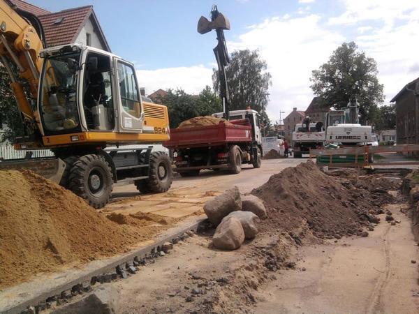 Übersicht Bauvorhaben 2013