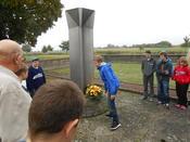 Gedenkstättenfahrt 2013