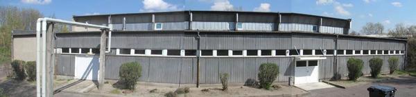 Sporthalle Zollstraße Bestand