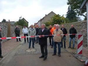 Springstraße in Althaldensleben nach Komplettsanierung übergeben