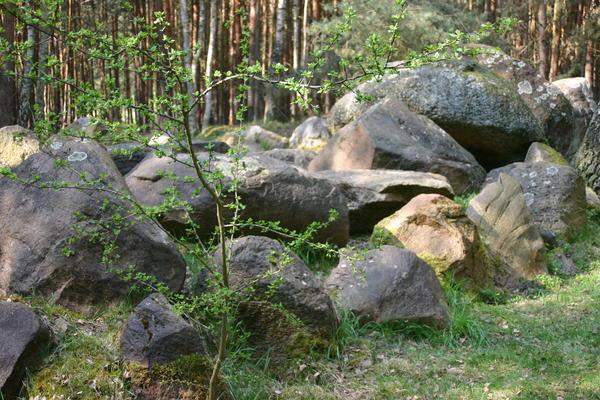Hühnengrab - Kaisergrab