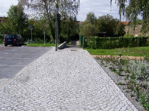 neuer Parkplatz Bahnhofstraße