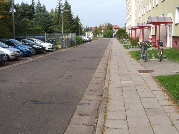 Bauarbeiten Köhlerstraße