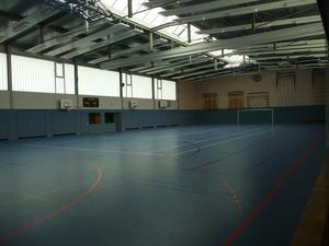 Sporthalle Süplingen
