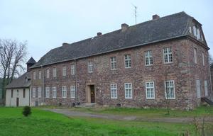 Bodendorf Schloss mit Kapelle