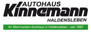Logo Autohaus Kinnemann