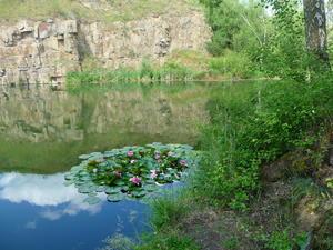 Steinbruchsee Nordhusen