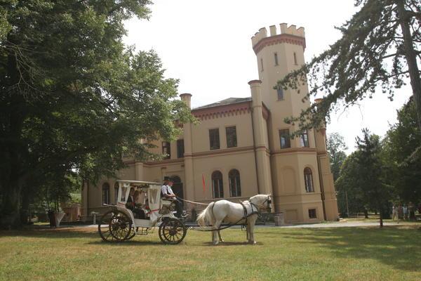 Heiraten auf Schloss Detzel