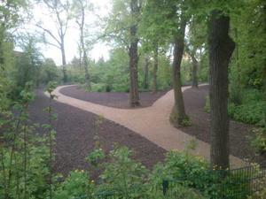 Bauarbeiten Alter Friedhof Althaldensleben