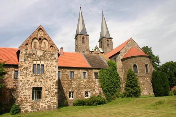 Benediktinerkloster in Hillersleben