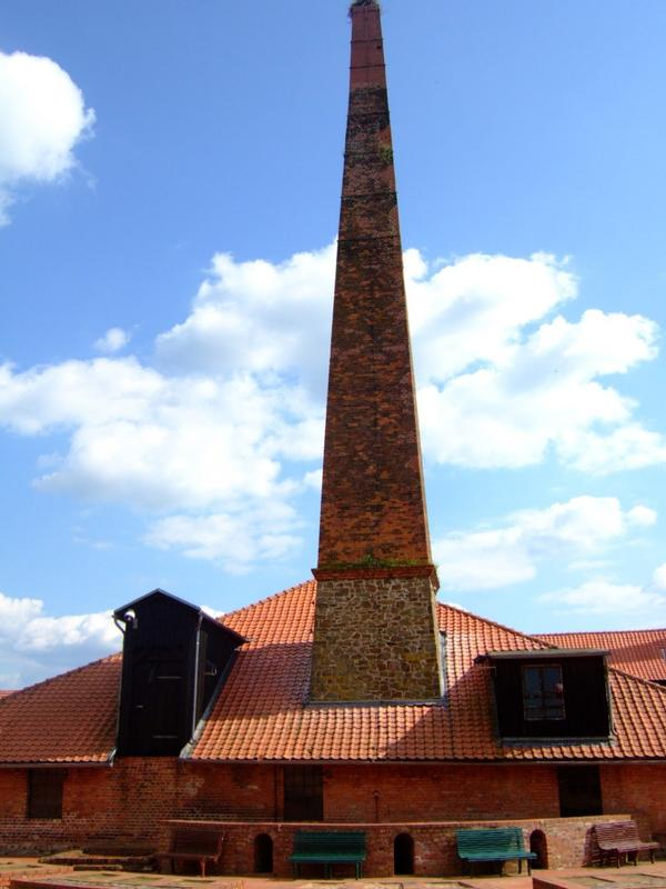 Technisches Denkmal Ziegelei Hundisburg