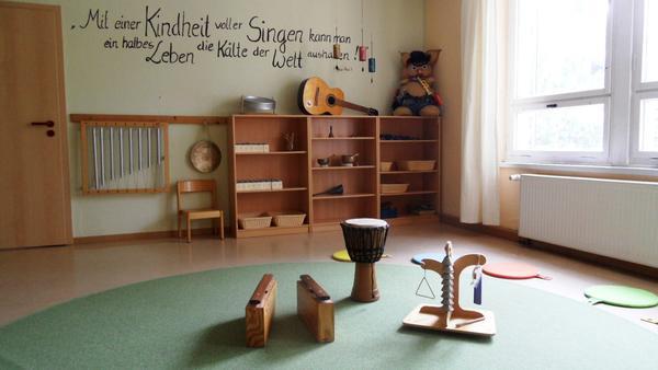 unser Musikraum
