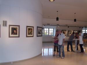 Ron Wood Ausstellung