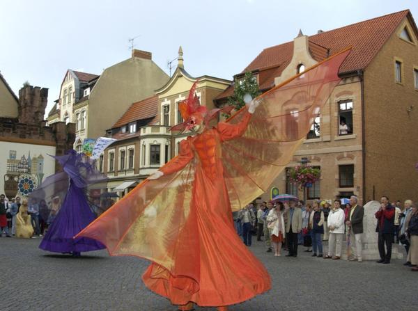 Kunstnacht in der Altstadt