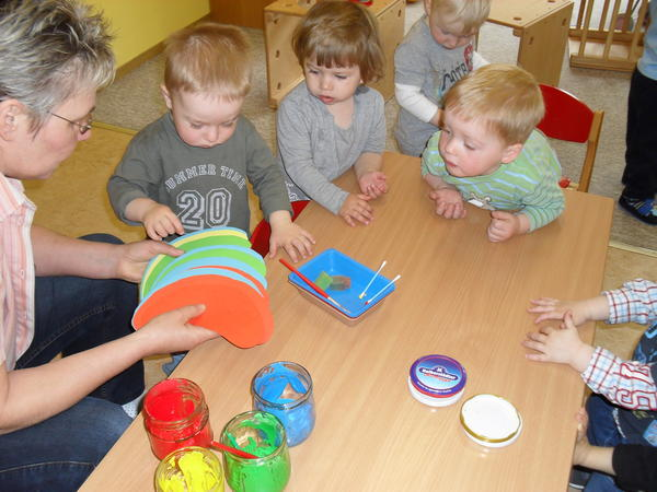 Kindergruppe Kita Max und Moritz