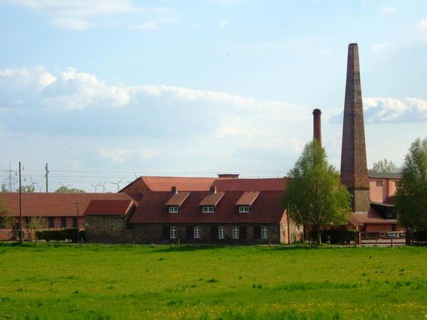 Technisches Denkmal Ziegelei