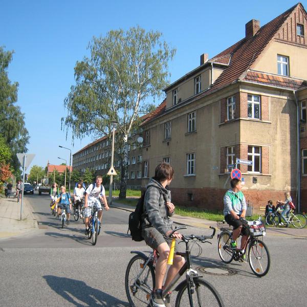 Projekte im Rahmen Soziale Stadt