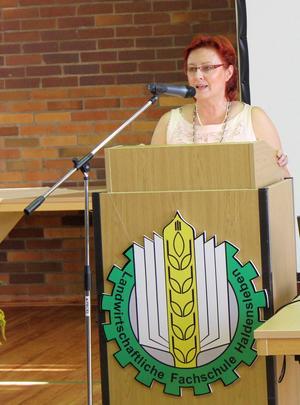 Fachschule für Landwirtschaft feierte 110-jähriges Bestehen
