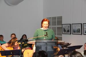 Bürgermeisterin Regina Blenkle