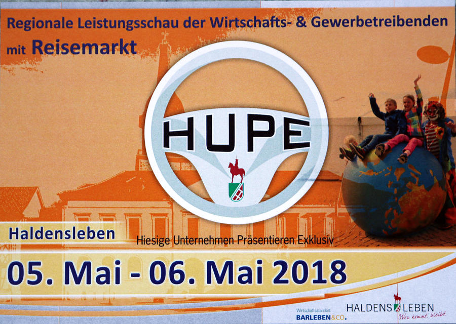 Flyer Hupe 2018