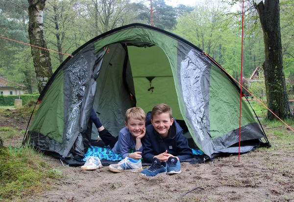 Zelten ist cool - Saisonstart auf dem Campingplatz.