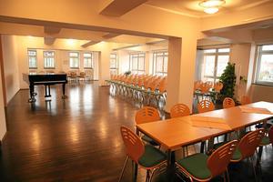 KulturFabrik 1. Obergeschoss
