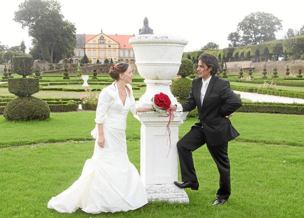 Heiraten auf Schloss Hundisburg