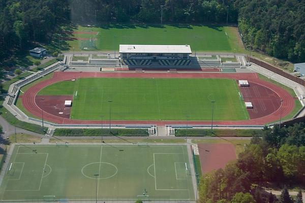 Waldstadion Haldensleben Foto: Haldensleber SC e.V.