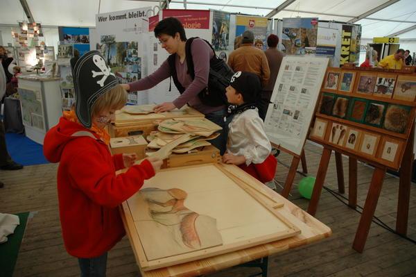 Kinderspiel auf der Hupe 2011