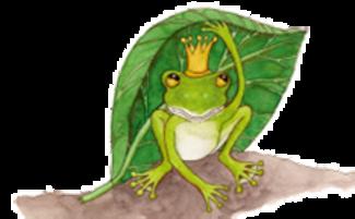 Froschkönig Friedhelm