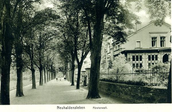 Pfändegraben ca 1915