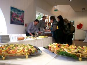 KulturFabrik - Veranstaltungs-Buffett
