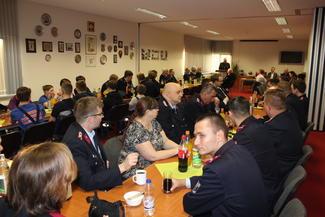 Jahreshauptversammlung der Freiwilligen Feuerwehr Haldensleben