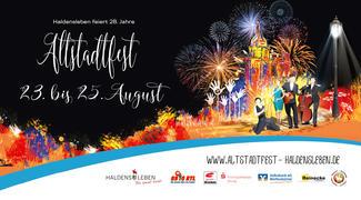 Plakat Altstadtfest 2019