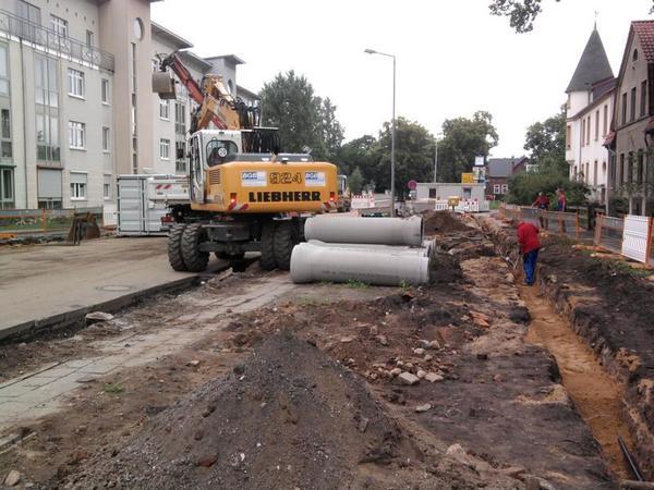 Bornsche Straße