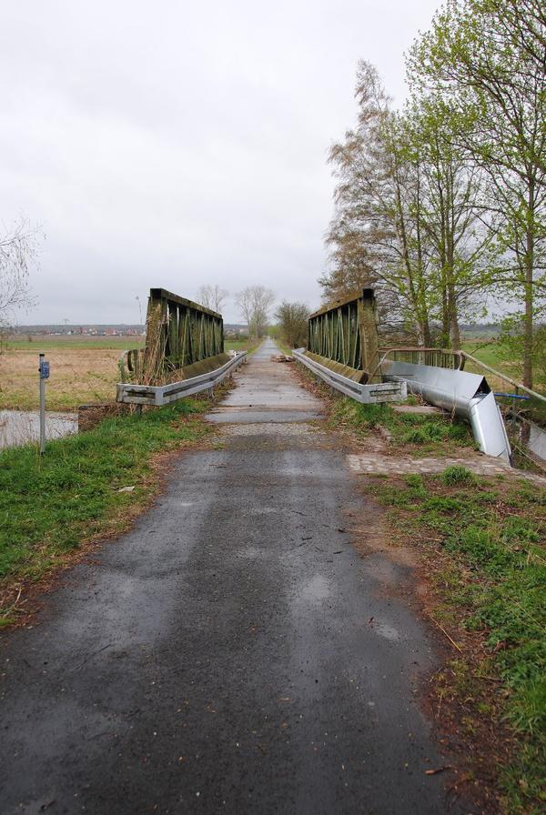 Neubau Ohrebrücke Satuelle Bülstringen